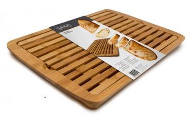 VinBouquet Broodplank met rooster bamboe