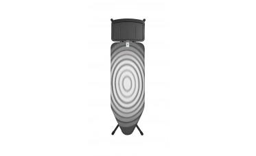 Strijkplank met stoomunithouder 124x45 cm