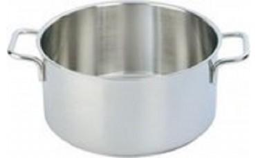Demeyere Kookpot/Kookpan zonder deksel APOLLO 7